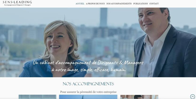 agence web pour coach