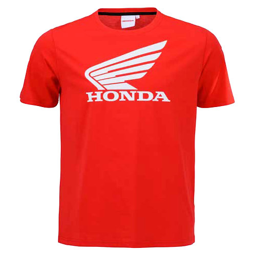 TEE-SHIRT CORE 2 HOMME ROUGE