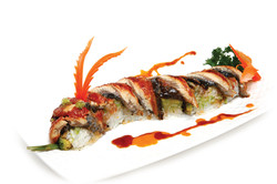 BLACK DRAGON ROLL