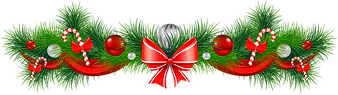 Free-christmas-garland-clipart-the-clipa