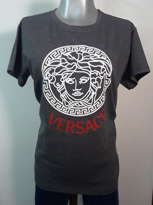 Camiseta estampada Versace
