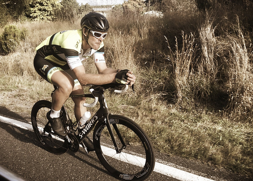 Craig Harper - New Zealand endurance cyclist
