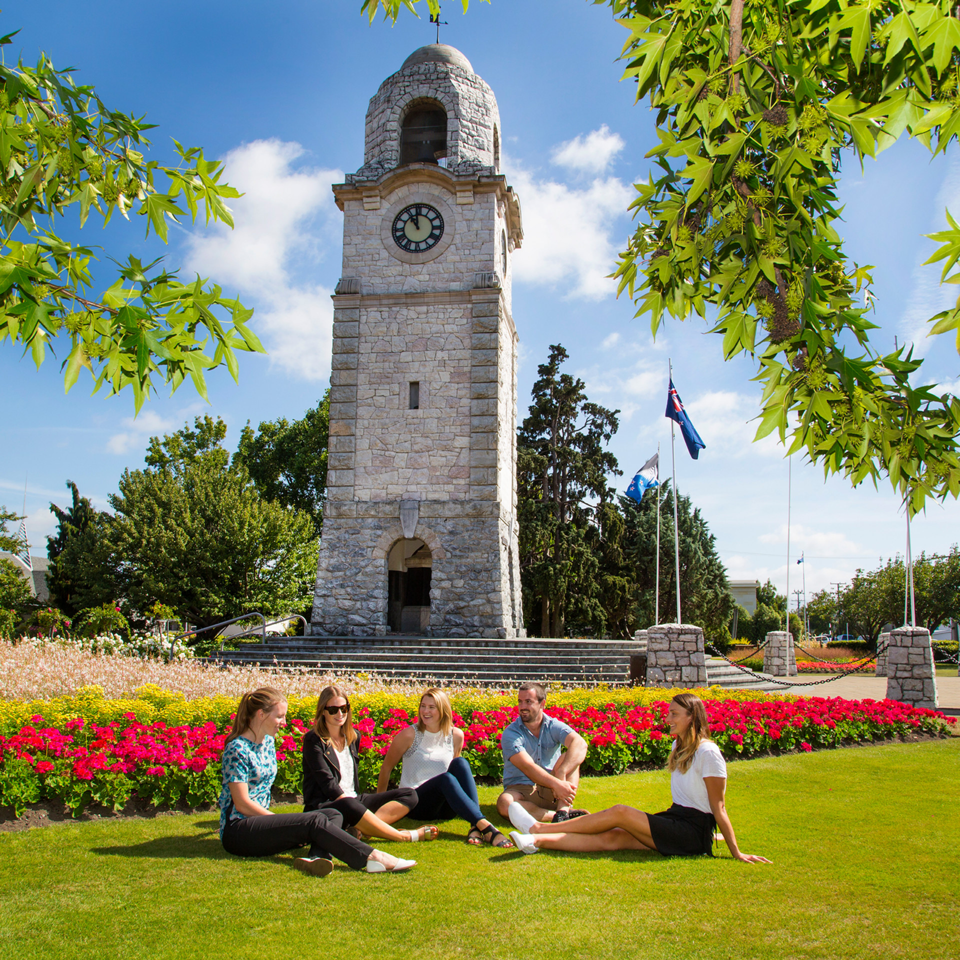 Destination Marlborough  - Seymour Squar