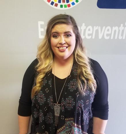 Danielle Reininger, Office Manager