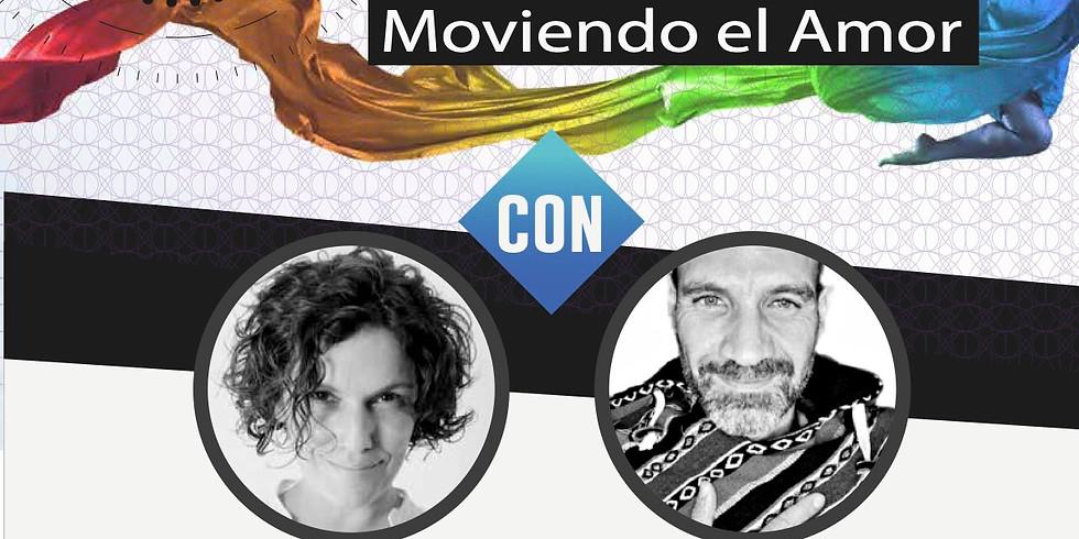 MEDICINA DANCE (Moviendo el Amor) con David Leyton & Cris Koro