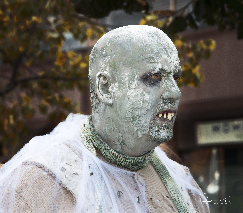 Man zombie