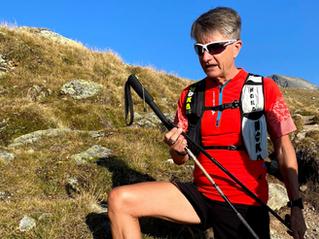 Trailrunning-Stöcke