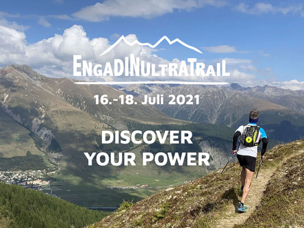 Engadin Ultra Trail as an independent event