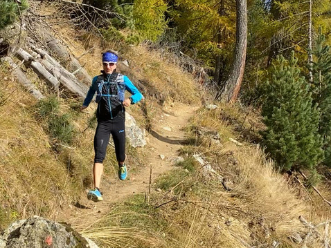 Tips: Downhill running