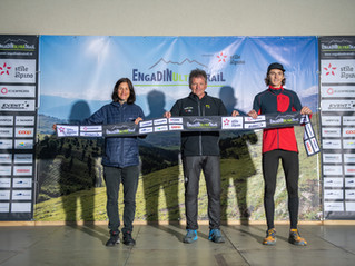 Wir schauen auf eine erfolgreiche Premiere des Engadin Ultra Trail zurück