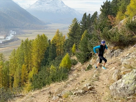 Tips: uphill running