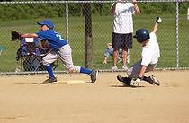 Match de baseball