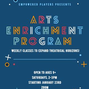 Arts Enrichment Program
