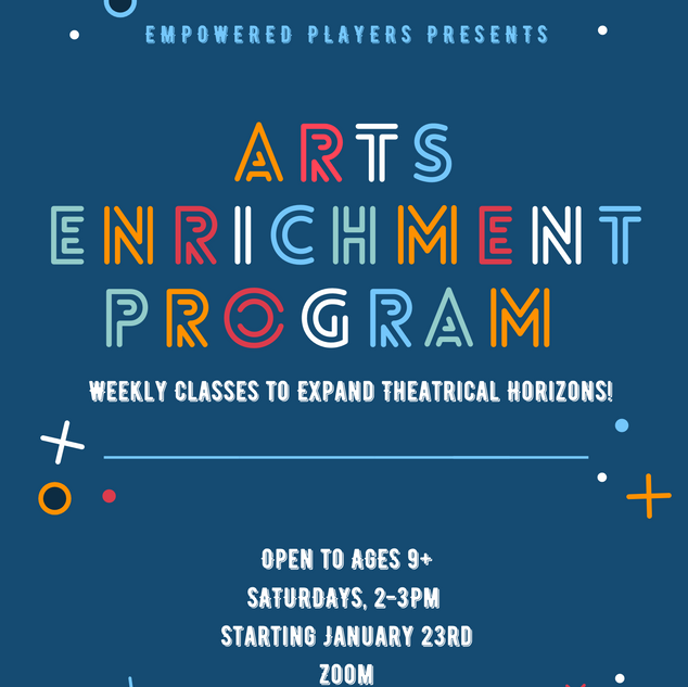 Arts Enrichment Program