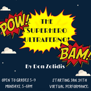 The Superhero Ultraferno