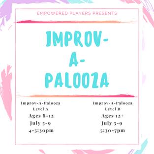 Improv-a-Palooza