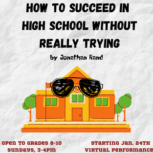 How to Succeed In High School Without Really Trying