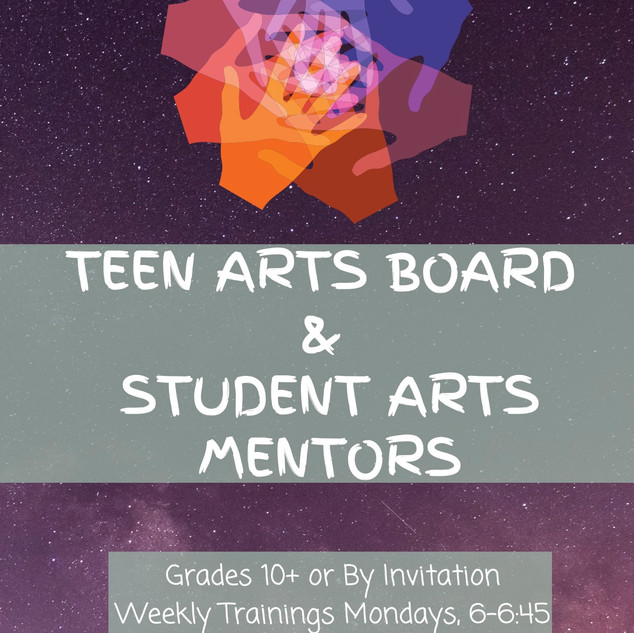 Teen Arts Board