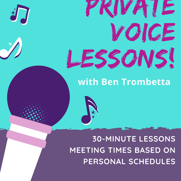 Private Voice Lessons
