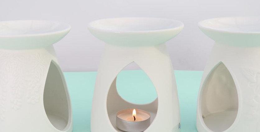 Ceramic wax melter - various designs