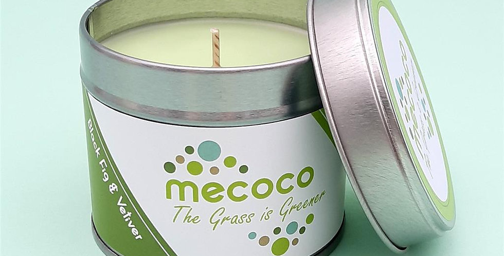 The Grass is Greener : large tin