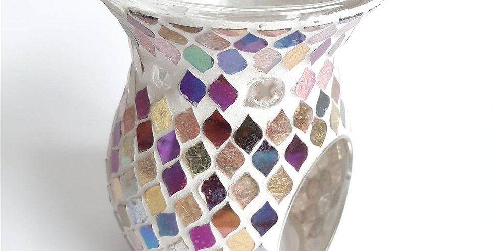 Mosaic Wax Melter - various designs