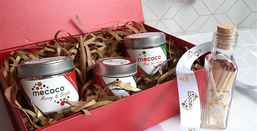 Wax lovers gift box