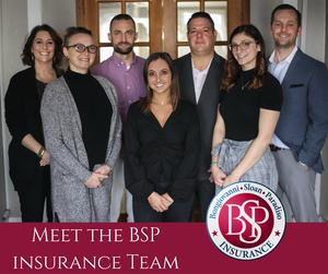 BSP Insurance - Meet The Team