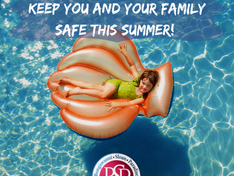 10 Pool Safety Tips