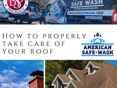How To Properly Take Care Of Your Roof