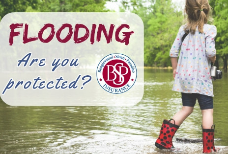 FLOODING: Are you protected?