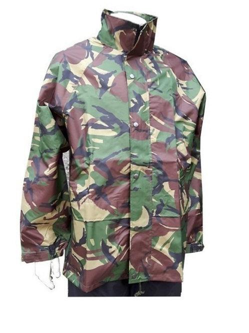 Highlander Monsoon DPM Waterproof Rain Jacket