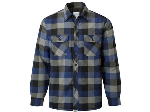 Castle Clothing Flint Padded Shirt 109