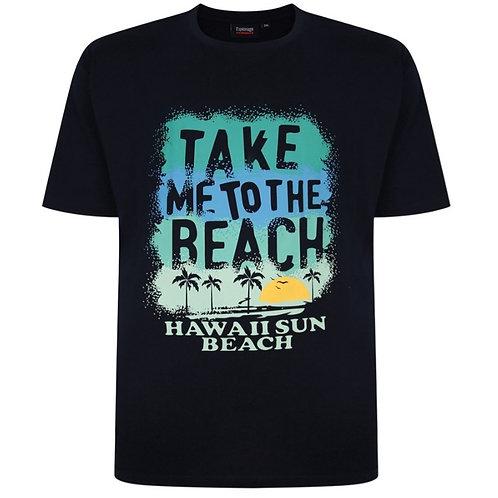 Espionage Take me to the beach T Shirt