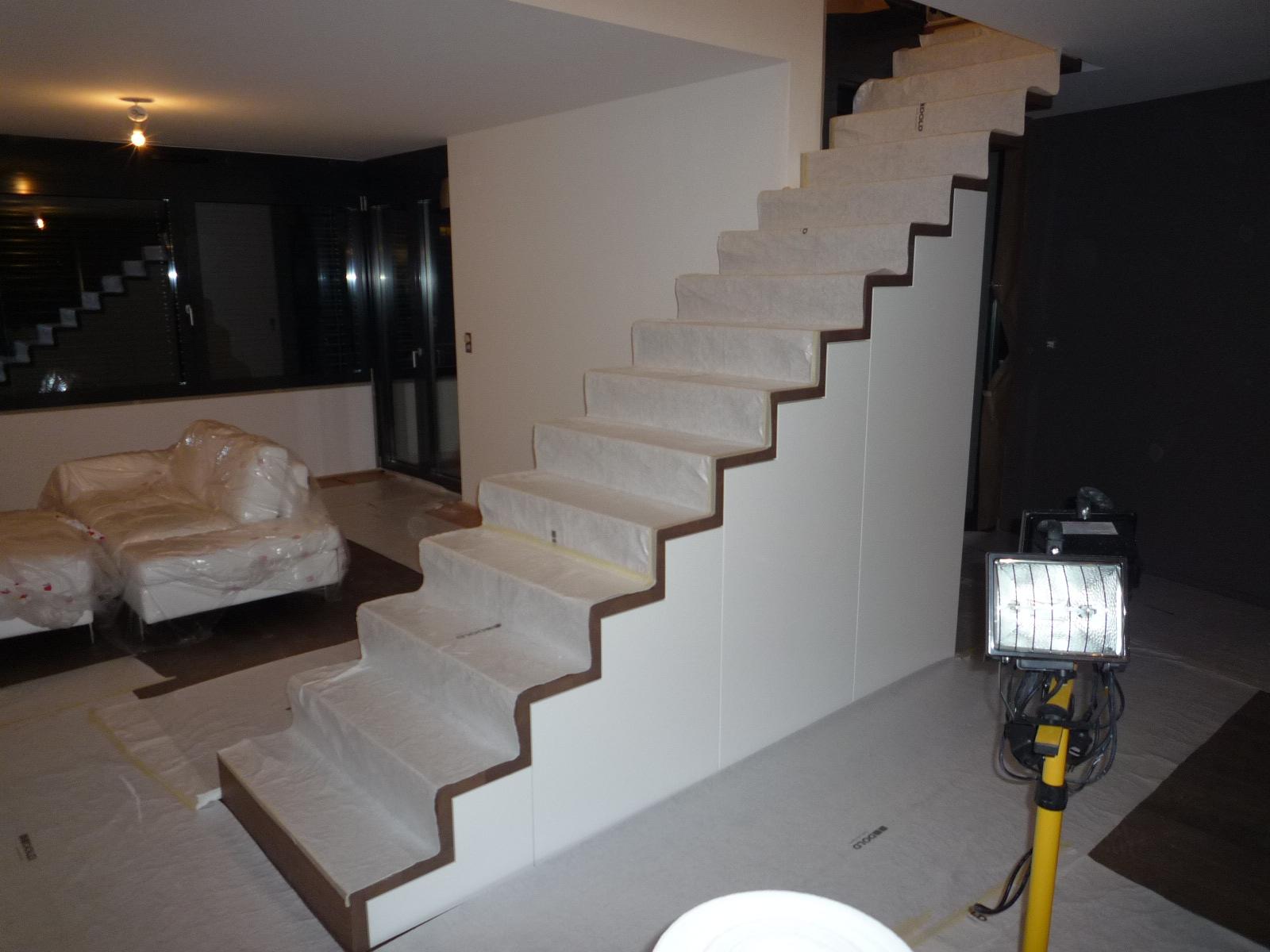 Escalier drois