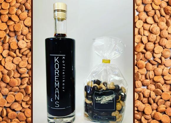 Koreman's X Van Delft - Koffie