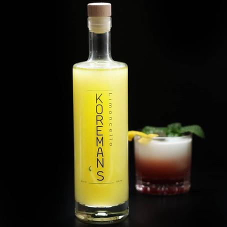 Herfst Cocktail - Bramble met een twist