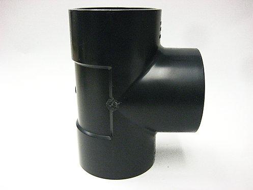 PVC S80 Tee, SxS Fitting