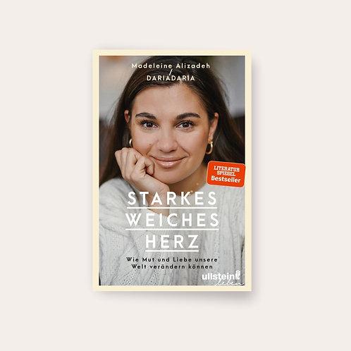 Buch 'Starkes weiches Herz ' - Madeleine Alizadeh (dariadaria)