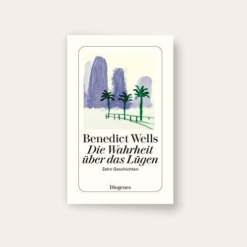 Buch 'Die Wahrheit über das Lügen' - Benedict Wells