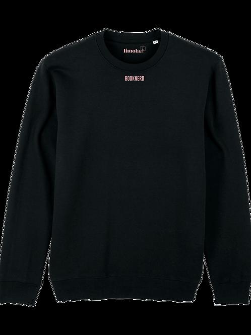 Sweatshirt 'BOOKNERD'