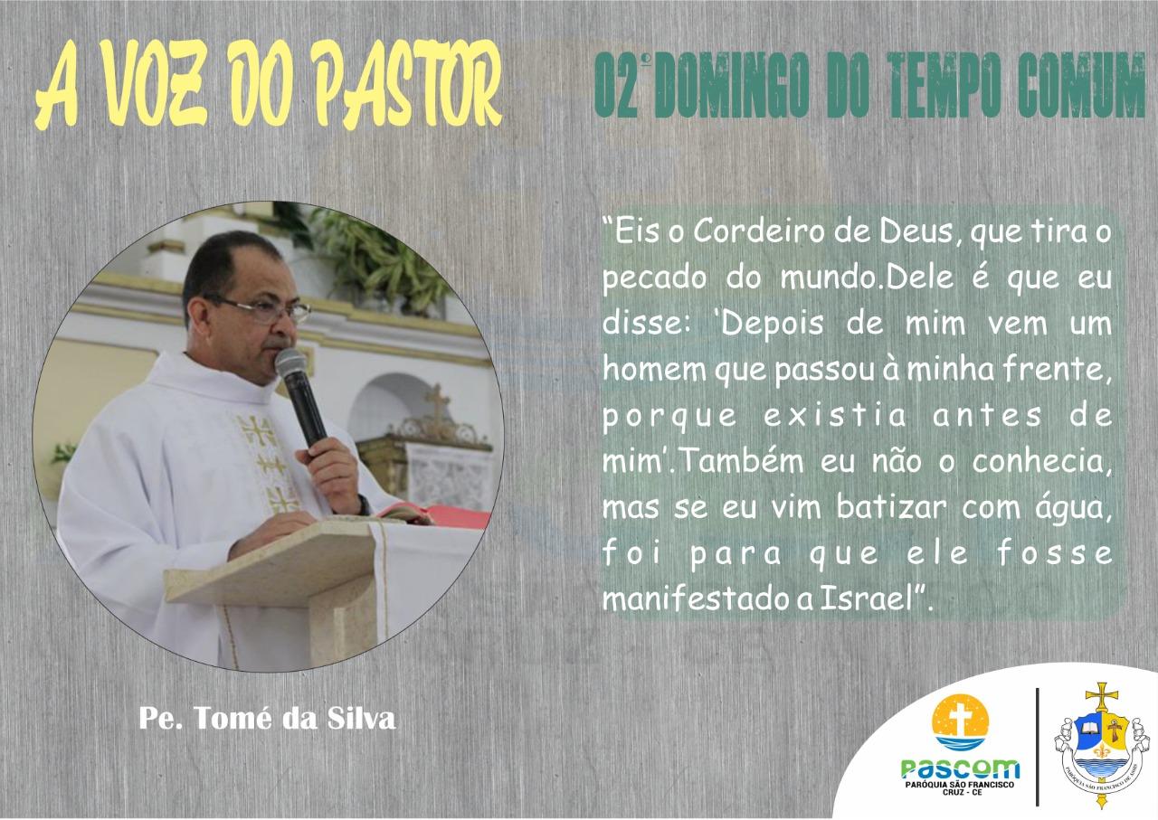 02º Domingo do Tempo comum - 2019