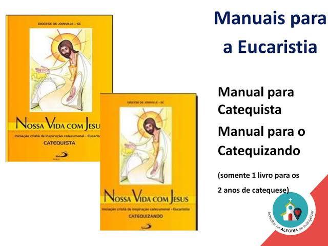 Manuais para a Eucarístia