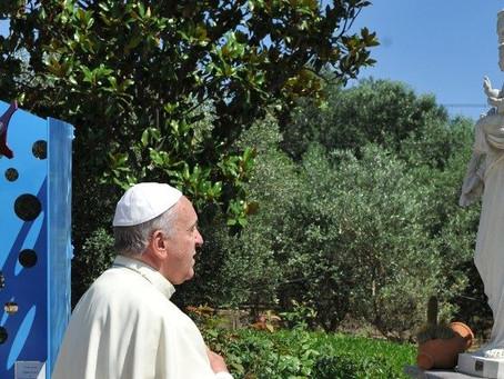 São José, o inspirador dos Papas: uma ligação especial.