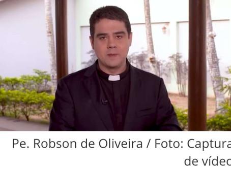 Pe. Robson de Oliveira diz que sempre esteve à disposição da Justiça em investigação de corrupção