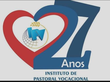 Instituto de Pastoral Vocacional comemora 27 anos em prol das vocações na Igreja