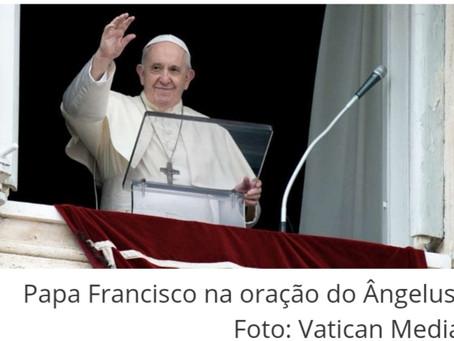 Papa Francisco: A fofoca é uma peste pior que a COVID
