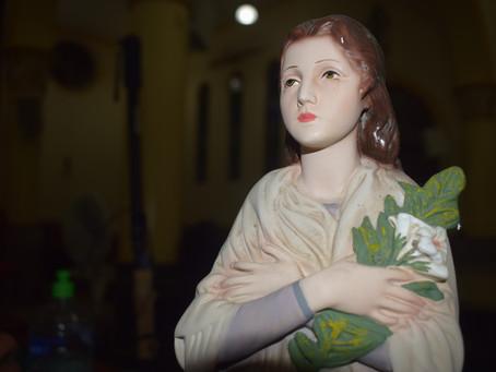 HISTÓRIA DE SANTA MARIA GORETTI