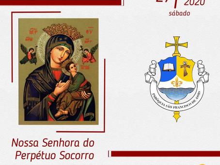 História de Nossa Senhora do Perpétuo Socorro