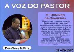 05º Domingo da Quaresma - 2020
